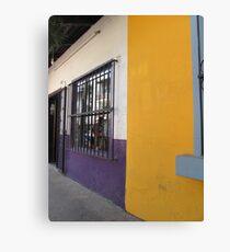 Houses - Casas Canvas Print