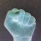 fist of agony by Rishi Kant Joshi
