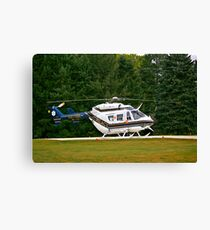 Chopper Canvas Print