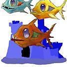 Zombie Aquarium by Cantus