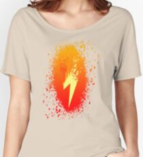 Spitefire's Cutie Mark Spray Paint Women's Relaxed Fit T-Shirt