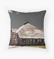 Depot Throw Pillow
