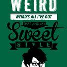 «Me gusta ser raro» de Tom Trager
