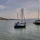Limekilns Anchorage by Tom Gomez