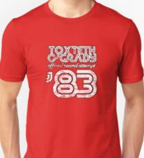 Toxteth O'Grady, official record attempt 1983 T-Shirt