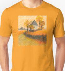 warme Insel Unisex T-Shirt