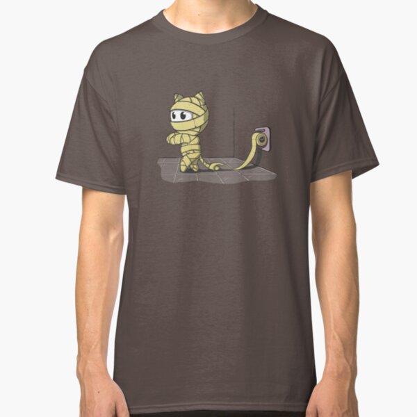 Mummy Cat Classic T-Shirt