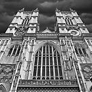 Storm Over The Abbey by andonsea