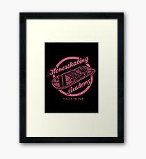 HOVERSKATING ACADEMY Framed Print