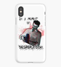 I could capture you iPhone Case
