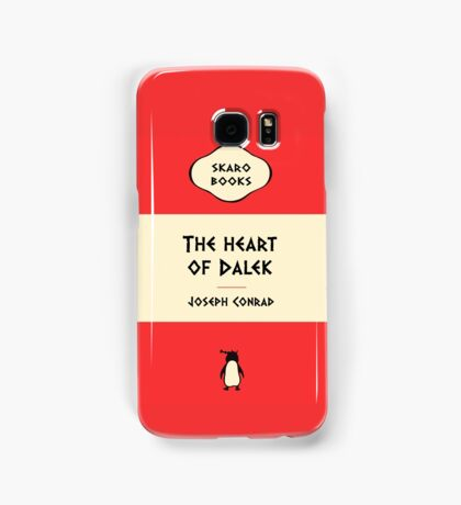 Heart of Dalek Samsung Galaxy Case/Skin