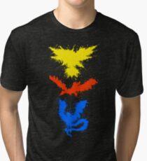 Legendary Bird Splatter Tri-blend T-Shirt
