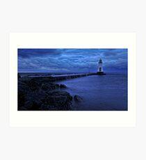 Port Dalhousie Lighthouse Art Print