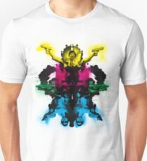 Senor Chang paintball montage Unisex T-Shirt