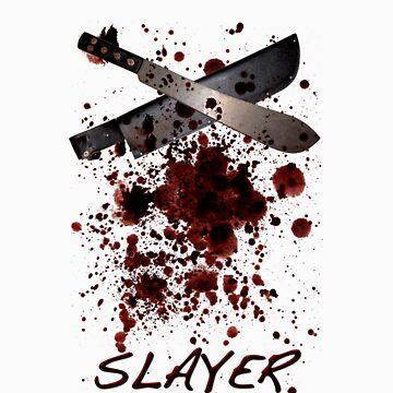 Zombie Slayer by daveb72