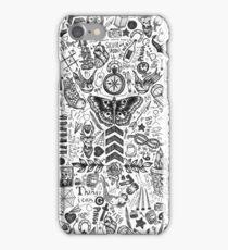 OT4 Tattoos iPhone Case/Skin