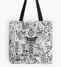 OT4 Tattoos Tote Bag