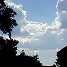 Clouds of the Free State / Wolke van die Vrystaat 01 by Karlientjie