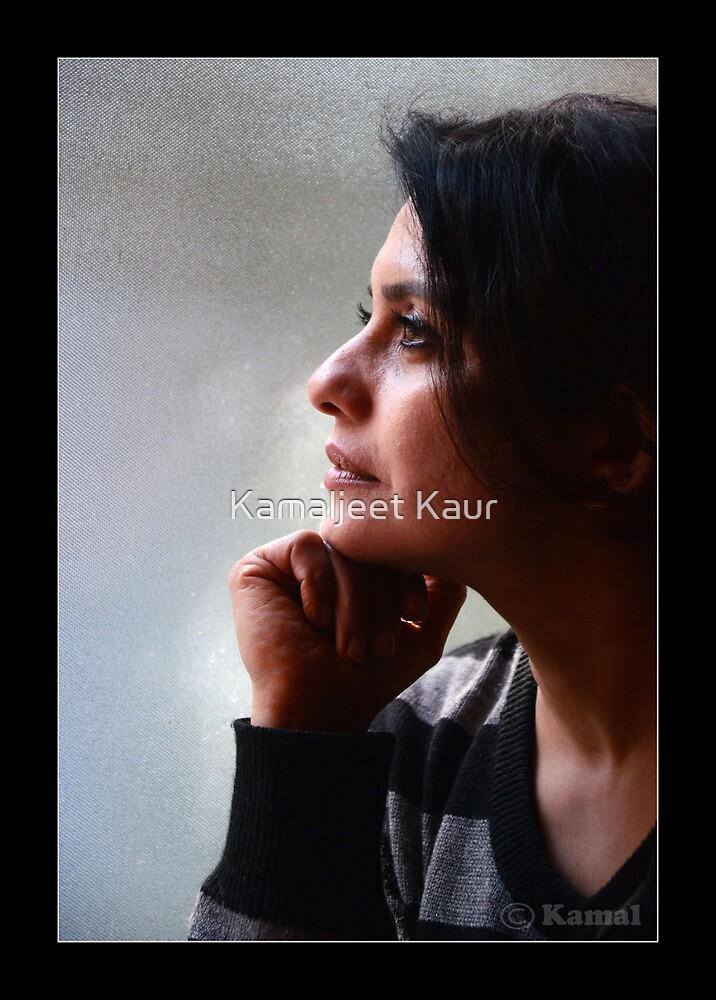 DREAMS TAKE ME AWAY... by Kamaljeet Kaur