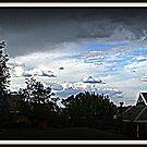 Clouds of the Free State / Wolke van die Vrystaat 03 by Karlientjie