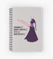 Ventress Spiral Notebook