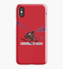 "Hughes 500 ""Little Bird"" iPhone Case"