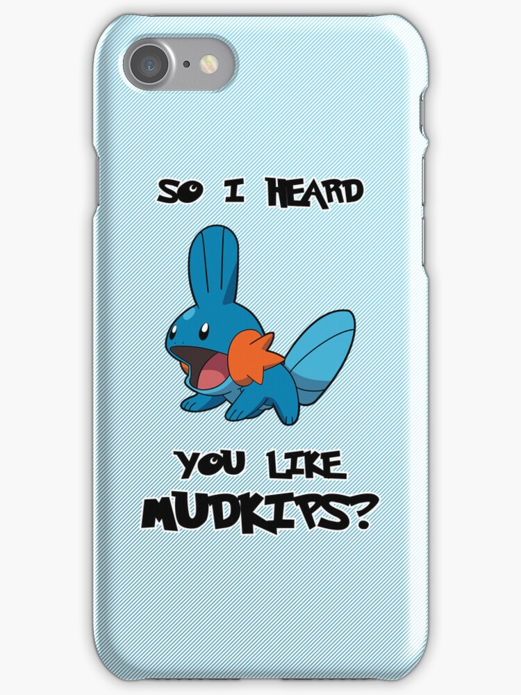 So I heard you like Mudkips? [White Text] by Ryadasu