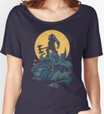 The Dragon Slayer  Women's Relaxed Fit T-Shirt
