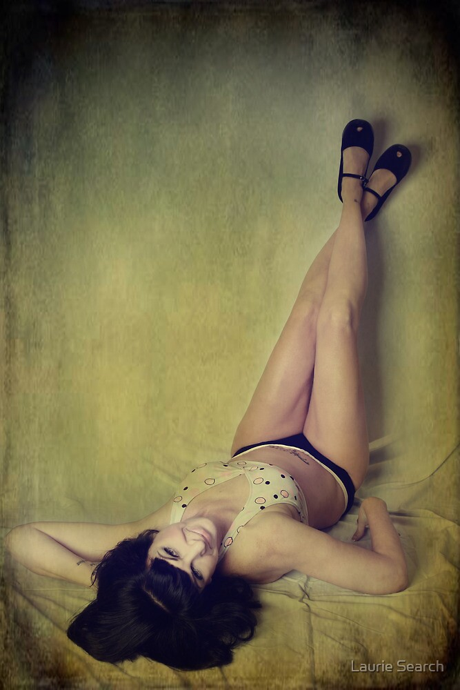 Pin Me Up by Laurie Search