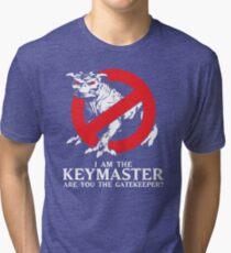 I Am The Keymaster Tri-blend T-Shirt