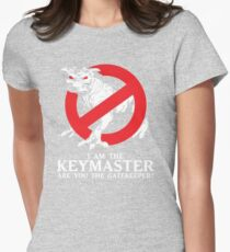 I Am The Keymaster Women's Fitted T-Shirt