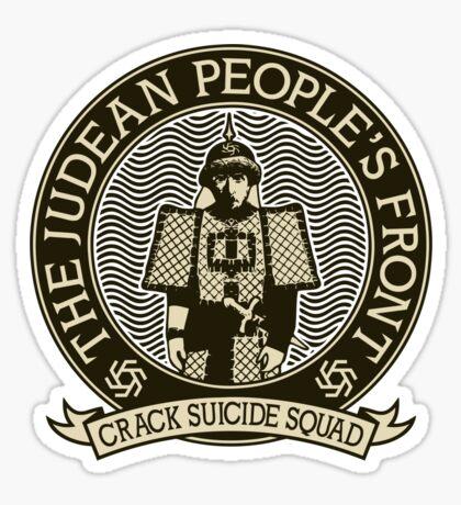 Judean Peoples Front Sticker