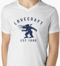 Lovecraft Men's V-Neck T-Shirt