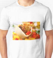Conchiglie tricolore Unisex T-Shirt