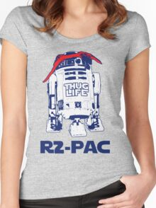 R2-PAC Women's Fitted Scoop T-Shirt