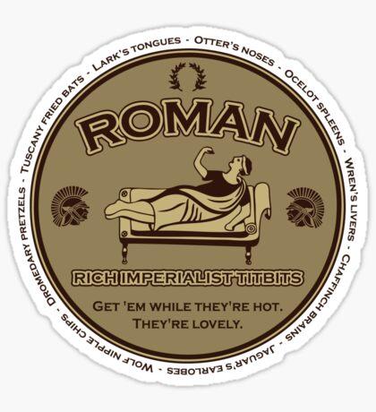 Rich Imperialist Titbits Sticker