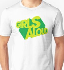 Girls Aloud - What Will The Neighbours Say? Logo T-Shirt