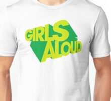 Girls Aloud - What Will The Neighbours Say? Logo Unisex T-Shirt