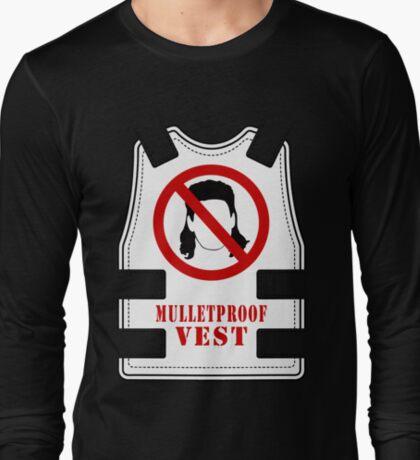 Mulletproof Vest T-Shirt