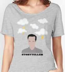 Moriarty - The Storyteller Women's Relaxed Fit T-Shirt