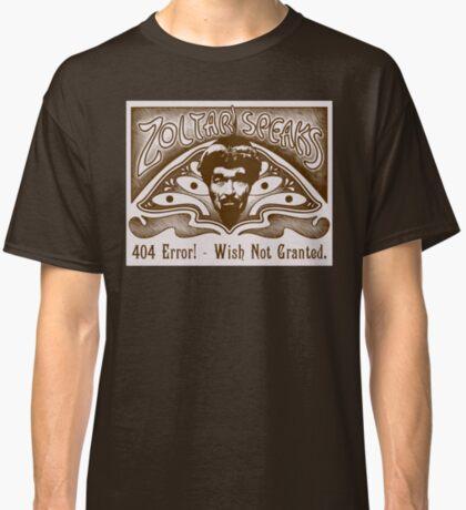 Zoltar Speaks Classic T-Shirt
