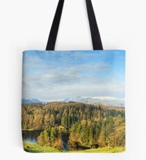 A Hint Of Tarn Hows. Tote Bag