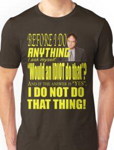 Dwight - Idiot T-Shirt