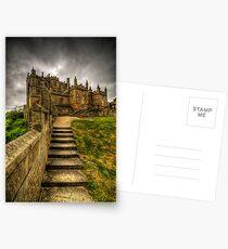 Bolsover Castle Postcards