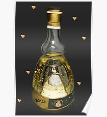 ❀◕‿◕❀BOLS BALLERINA COLLECTABLE BOTTLE ❀◕‿◕❀   Poster