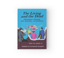 Beetlejuice - The Living and the Dead - Handbook Hardcover Journal