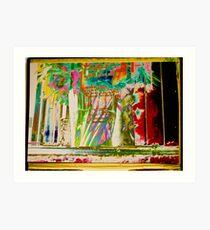 ★★★★★ Sailing to Noa Noa in  Tahiti - self portrait . Tribute to Eugène Henri Paul Gauguin . by Brown Sugar. Views 943 , featured by (2) . Thx! featured in Avant-Garde Art. Art Print