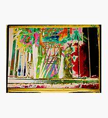 ★★★★★ Sailing to Noa Noa in  Tahiti - self portrait . Tribute to Eugène Henri Paul Gauguin . by Brown Sugar. Views 943 , featured by (2) . Thx! featured in Avant-Garde Art. Photographic Print