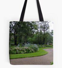 My Garden in Summer Tote Bag