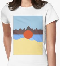 Childish Gambino - Kauai Women's Fitted T-Shirt